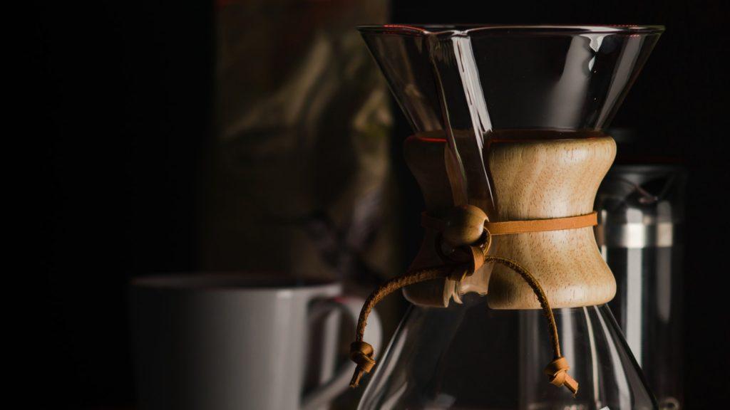 Gott kaffe hemma