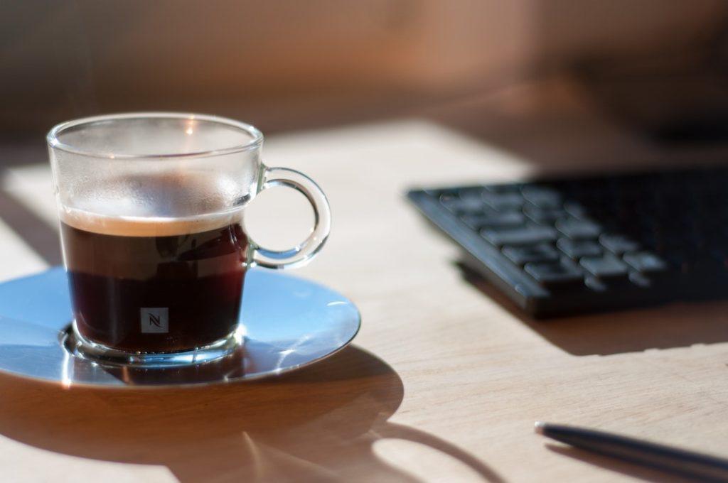 Gott kaffe hemma med nespresso
